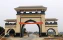 Cận cảnh cổng làng hơn 3 tỷ đồng đồ sộ ở Nghệ An