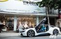 Đại gia Đà Nẵng tặng sinh nhật vợ siêu xe BMW i8