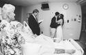 Con gái kết hôn bên giường bệnh của cha đang hấp hối