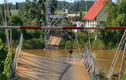 Lập bến phà nơi cầu sập đưa người dân qua sông Đồng Nai