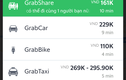 """Bộ GTVT """"tuýt còi"""" dịch vụ đi chung xe của Grab, Uber"""