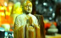 Mãn nhãn pho tượng làm từ gỗ hóa ngọc siêu hiếm