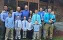 Cặp vợ chồng đẻ 14 con trai liên tiếp ở Mỹ