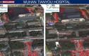 Phát hiện gây sốc về virus Corona từ ảnh chụp vệ tinh ở Vũ Hán
