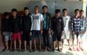 Ngăn chặn nhóm thanh niên chuẩn bị hỗn chiến bằng sẵn súng và mã tấu