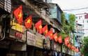 Hà Nội: Treo cờ Tổ quốc chào mừng Tết Dương lịch 2021