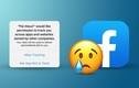 Tính năng mới của iOS 14.4 khi quảng cáo khiến Facebook chao đảo