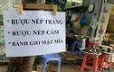 """Cảnh chợ đìu hiu """"ế ẩm"""" ngày Tết Đoan Ngọ tại Hà Nội"""