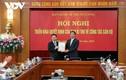 Điều động ông Nguyễn Duy Hưng làm Phó Trưởng Ban Kinh tế Trung ương