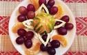 Gợi ý trang trí đĩa hoa quả tráng miệng cho cả tuần