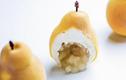 """Loạt món tráng miệng hình hoa quả nhìn là thèm """"chảy nước miếng"""""""