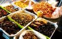 """Những món côn trùng chiên của Thái Lan khiến du khách """"sợ tái mặt"""""""
