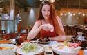Không ngờ Hoa hậu Khánh Vân lại đam mê nhiều món ngon dễ tăng cân như vậy