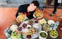 Mâm cơm ngày Tết của gia đình cầu thủ Việt có món gì đặc biệt?