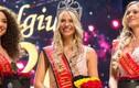 Mãn nhãn gu thời trang nóng bỏng của Hoa hậu Bỉ văng cả áo ngực trên sân khấu