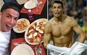 """Kinh ngạc với chế độ ăn ngủ hàng ngày """"cực dị"""" của Ronaldo"""