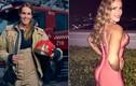"""Bí quyết giữ dáng của """"nữ lính cứu hỏa gợi cảm nhất thế giới"""""""
