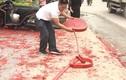 Đám cưới đốt pháo đỏ đường ở Hà Nội: Chủ nhà có vô can?