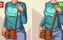 9 mẹo chọn túi xách phù hợp đeo không gây đau lưng