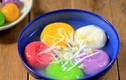 Cách làm món chè trôi ngũ sắc từ các loại rau củ đón Tết Hàn thực