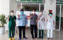 Chữa khỏi thêm 2 ca, BV Bệnh Nhiệt đới TW còn 2 bệnh nhân COVID-19