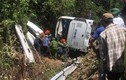 Xe du lịch lao vực: Bộ Y tế điều tổ cấp cứu đặc biệt vào Quảng Bình