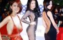 Những bộ váy hở bạo gây sốc trên thảm đỏ của mỹ nhân Hàn