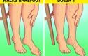 6 lợi ích sức khỏe tuyệt vời của việc đi chân trần thường xuyên