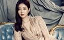 """""""Hoa hậu ngực khủng"""" Kim Sa Rang tiết lộ bí quyết giữ dáng ở tuổi 42"""