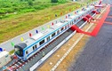 Vì sao mới chỉ nhập một đoàn tàu metro về Việt Nam?