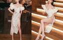 Sao Việt diện váy xẻ cao hun hút và những pha che chắn đỉnh cao