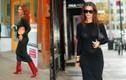 Bụng to vượt mặt, những bà bầu Hollywood vẫn ăn mặc sexy