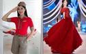 Nữ tiếp viên hàng không thi hoa hậu sở hữu gu thời trang thanh lịch