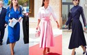 Ấn tượng gu thời trang sành điệu của Hoàng hậu Jordan ở tuổi 50