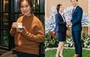 Ngắm gu thời trang sành điệu của vợ doanh nhân diễn viên Quý Bình