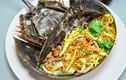 Gỏi trứng cua móng ngựa, món ăn Thái kỳ lạ thách thức người ăn