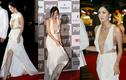 Ngán ngẩm những bộ váy táo bạo không thể hở hơn của sao Hàn