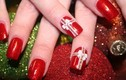 Gợi ý loạt mẫu nail Noel cực xinh cho chị em đi chơi