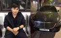 Ôtô Mercedes S500 bị tạm giữ để điều tra vì 'xe không trùng biển số'