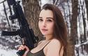 """Gu thời trang táo bạo của """"thiên thần quân đội"""" Nga khi trút bỏ quân phục"""