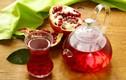 Những tác dụng sức khỏe bất ngờ của trà lựu