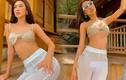 Ngán ngẩm với mốt mặc quần xuyên thấu phản cảm của sao Việt