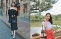 Vợ thiếu gia Phan Thành chuộng gu ăn mặc cực sành điệu, nữ tính