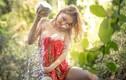 """""""Nữ thần tắm suối"""" Thái Lan gây sốt bởi gu thời trang siêu hot"""