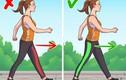 8 thói quen đi bộ sai lầm gây hại sức khỏe nghiêm trọng