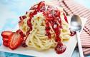 Thích thú với món kem nổi tiếng của Đức trông giống hệt mỳ Ý