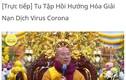 """Đã xử lý trụ trì chùa Ba Vàng vì tổ chức """"hóa giải"""" virus Corona"""