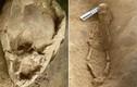 """Giật mình hài cốt trẻ em 2.000 tuổi """"đội mũ"""" hộp sọ"""