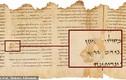 Giải mã cuộn sách Biển Chết nguyên vẹn suốt trăm năm