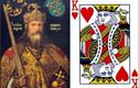 Sự thật bàng hoàng vị vua tự sát trên lá bài K cơ